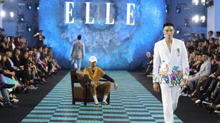 Âm nhạc của rapper Đen Vâu vang lên trong màn trình diễn BST của Fashion4Freedom