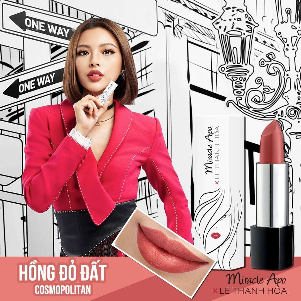 bộ sưu tập son IT GIRL COLLECTION 2