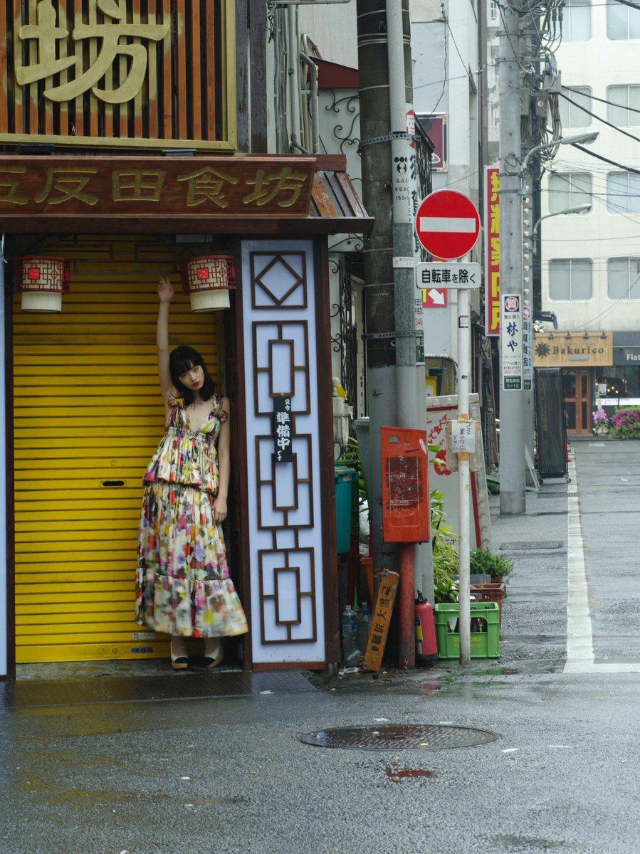 phong cách thời trang nữ tính Nana Komatsu 18