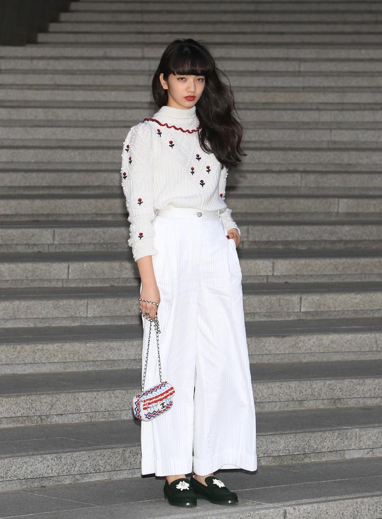 phong cách thời trang nữ tính Nana Komatsu 2