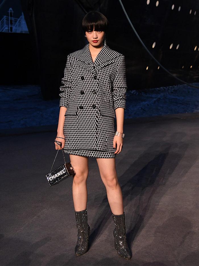 phong cách thời trang nữ tính Nana Komatsu 3