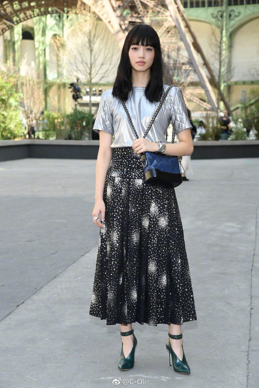phong cách thời trang nữ tính Nana Komatsu 7