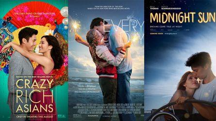 Sống trong tâm trạng đang yêu với những bộ phim tình cảm Âu Mỹ 2018