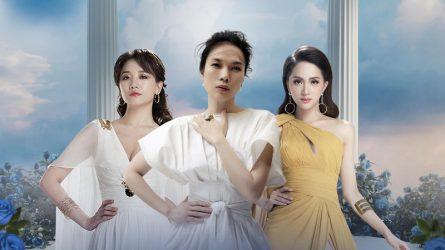 Dàn mỹ nhân Việt hội tụ trong sự kiện dành cho phái đẹp lớn nhất cuối năm của Thẩm mỹ viện Ngọc Dung