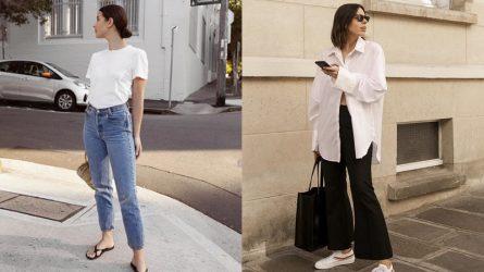 7 tài khoản Instagram dành cho cô gái yêu phong cách thời trang tối giản