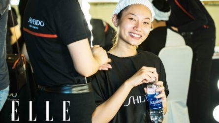 5 bí quyết giúp đẹp da, thon dáng của người mẫu ELLE Fashion Journey 2018