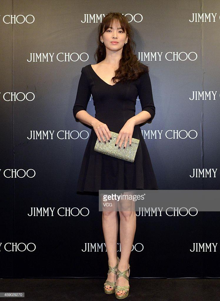 phong cách thời trang của Song Hye Kyo 7