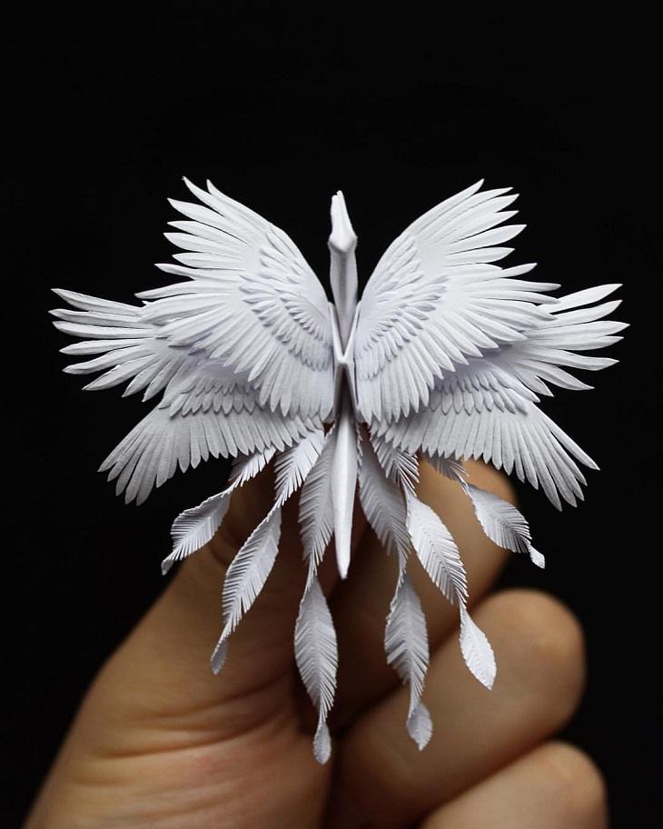 elle việt nam nghệ thuật origami