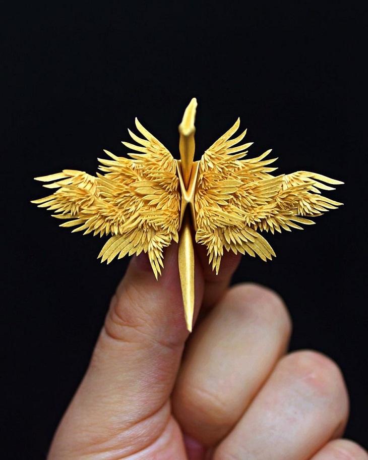 elle việt nam nghệ thuật origami 1