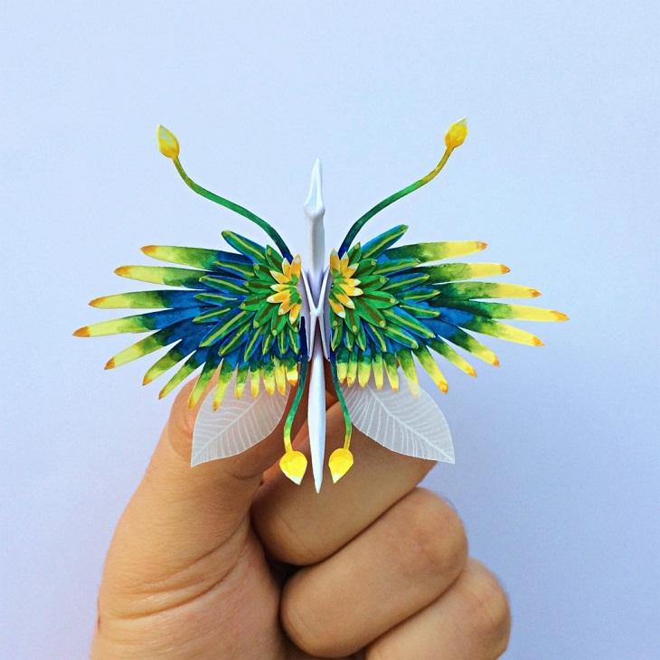 elle việt nam nghệ thuật origami 11