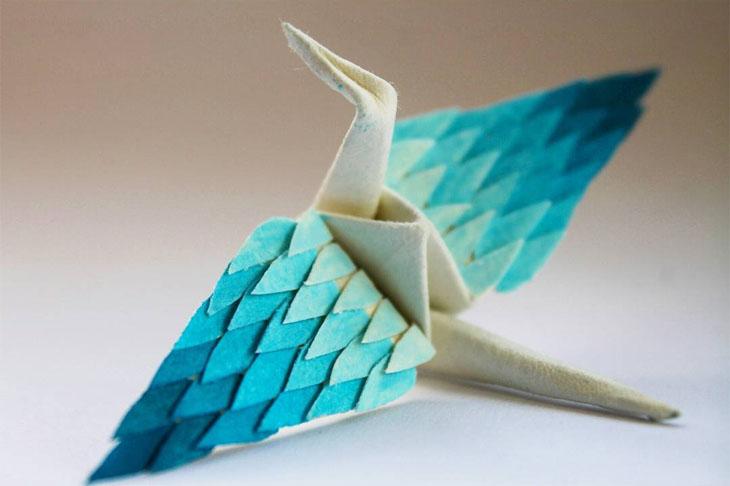 elle việt nam nghệ thuật origami 12