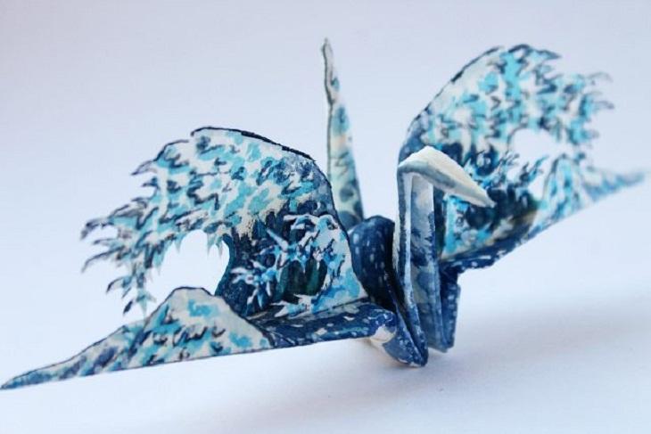 elle việt nam nghệ thuật origami 14
