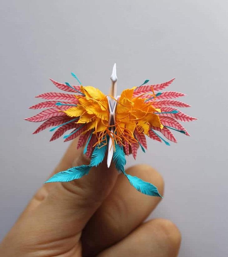 elle việt nam nghệ thuật origami 3
