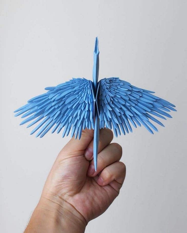 elle việt nam nghệ thuật origami 4