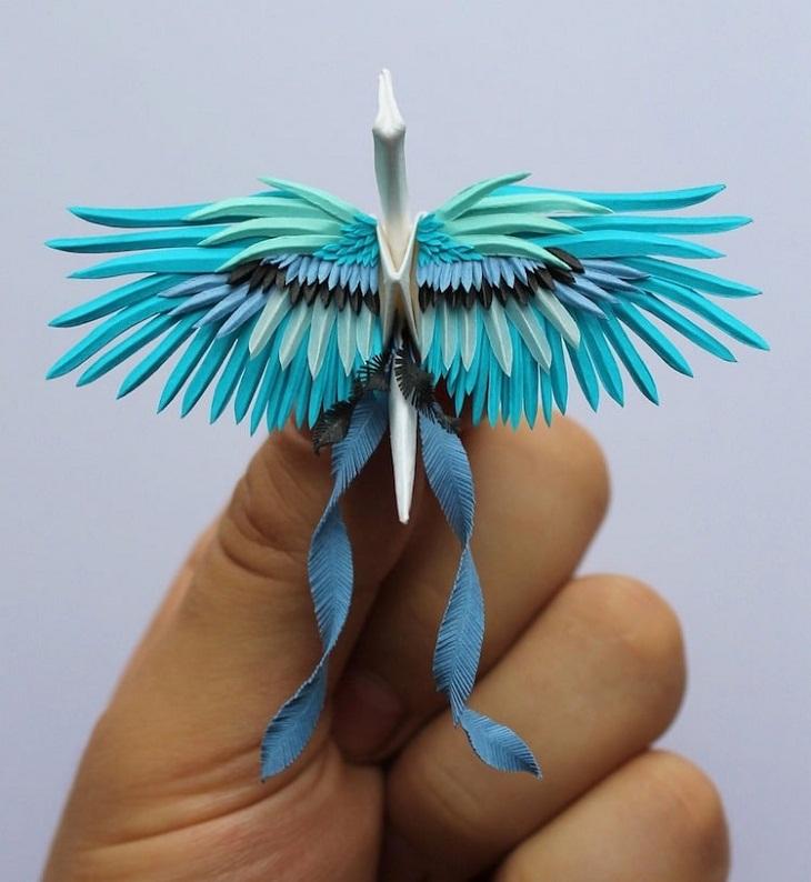 elle việt nam nghệ thuật origami 5