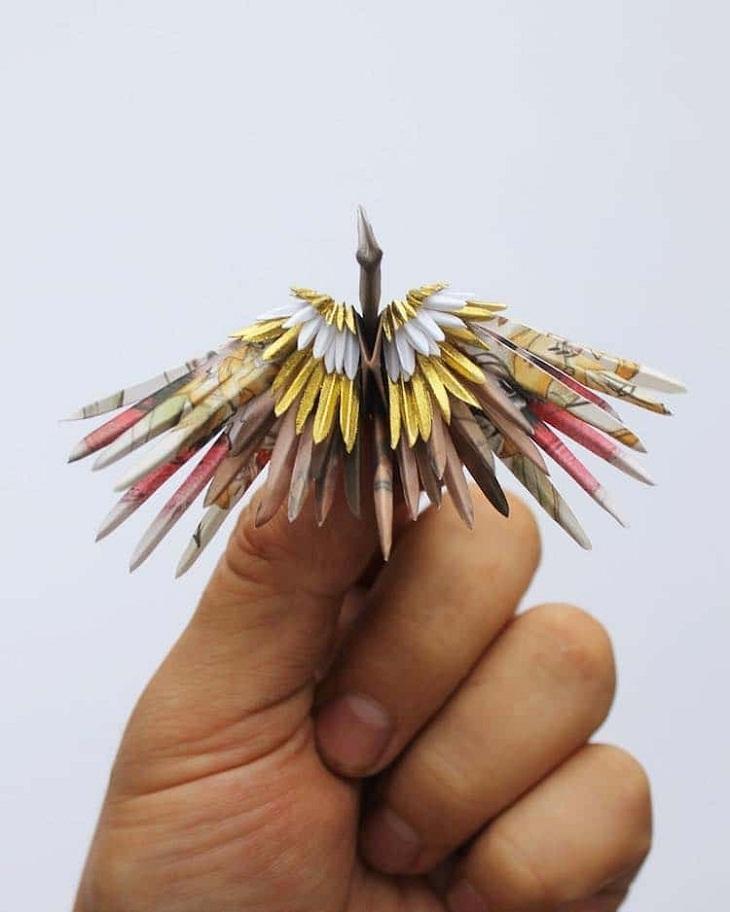 elle việt nam nghệ thuật origami 7
