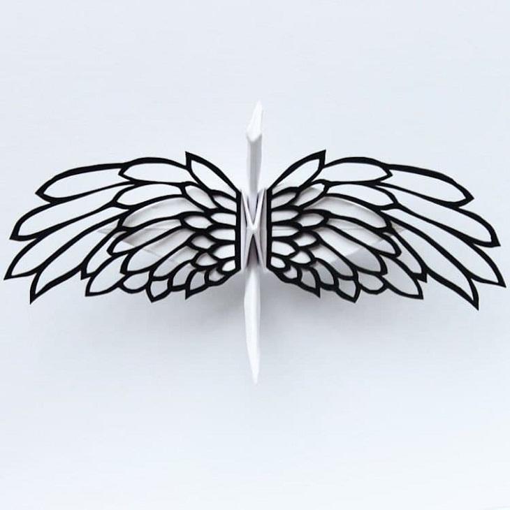 elle việt nam nghệ thuật origami 8