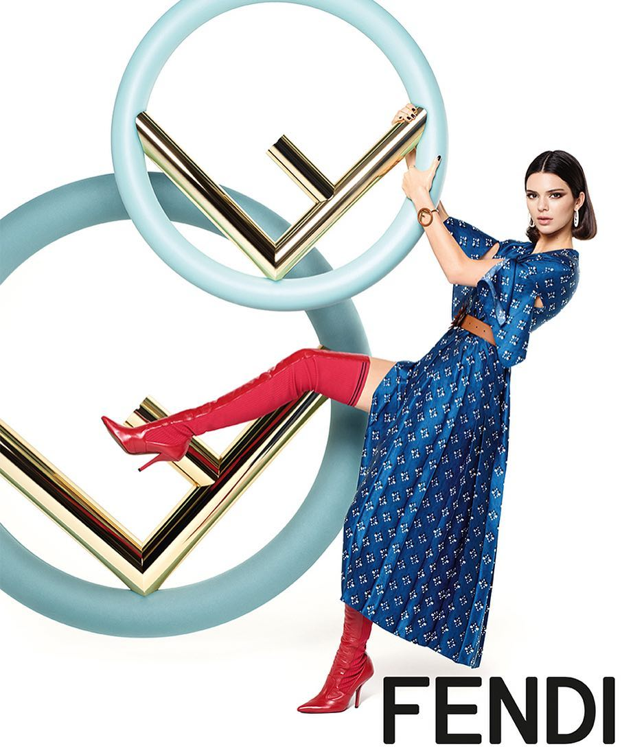 người mẫu Kendall Jenner 2