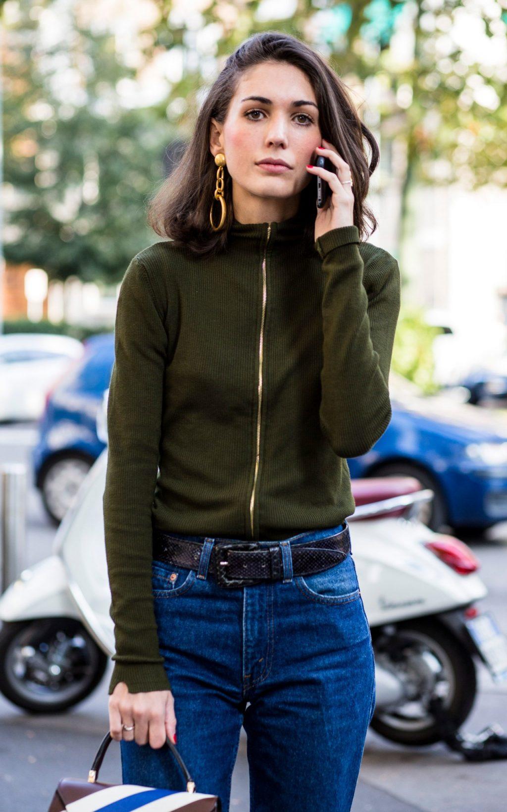 bí quyết thời trang cô gái Ý 18