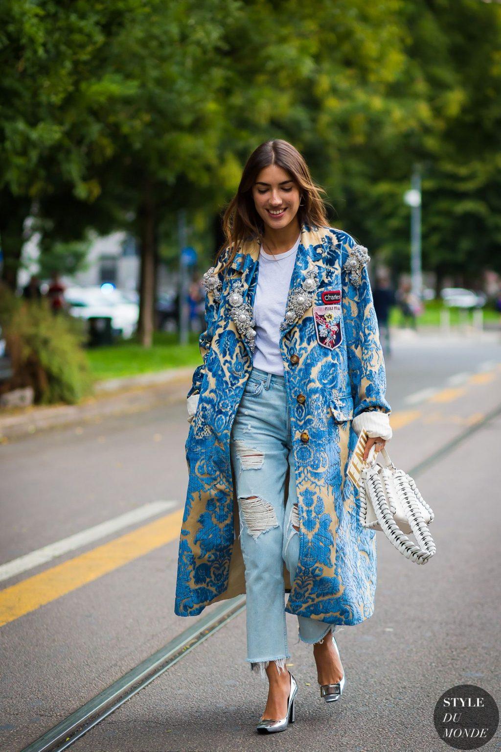 bí quyết thời trang cô gái Ý 29