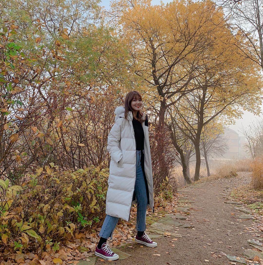thời trang mùa đông của sao hàn 17