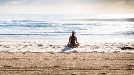 Bí quyết thiền định trong tháng cung Nhân Mã để hạnh phúc hơn