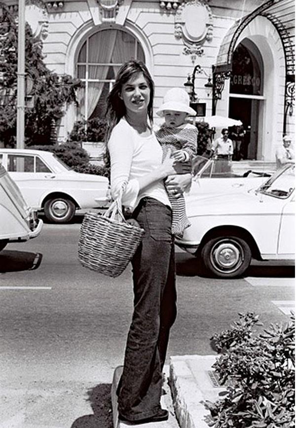 diễn viên Jane Birkin 13
