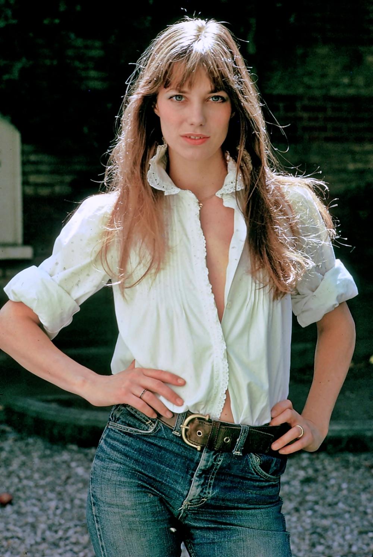diễn viên Jane Birkin 4