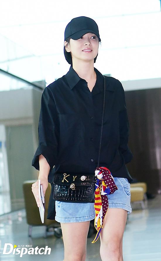 phong cách thời trang của Song Hye Kyo 3