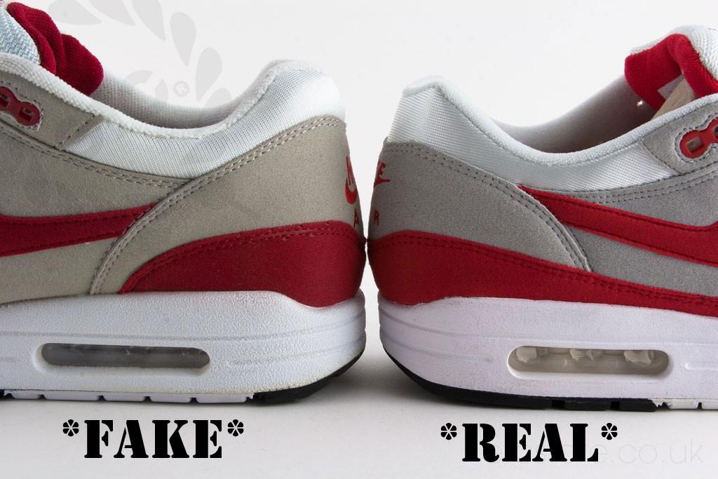 giày thể thao hàng hiệu thật và giả 6