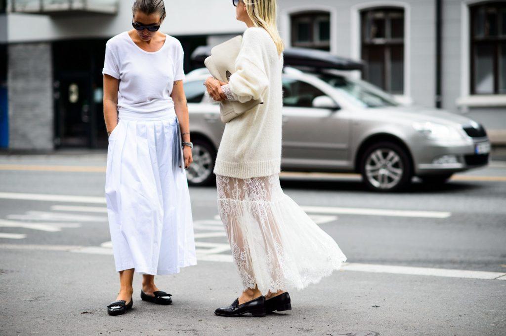phối trang phục đẹp công thức white on white 19