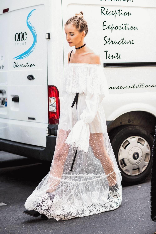 phối trang phục đẹp công thức white on white 20