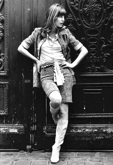 diễn viên Jane Birkin 12
