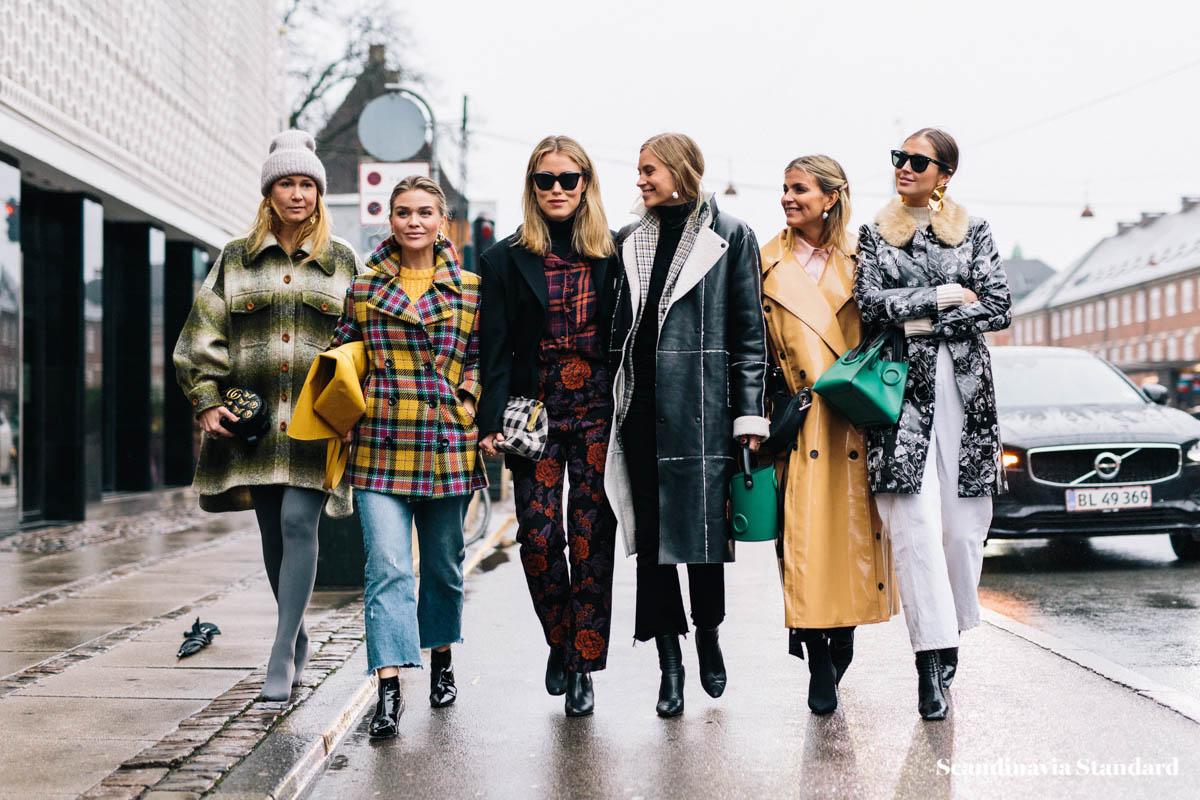 phong cách thời trang Lagom của dàn fashionista