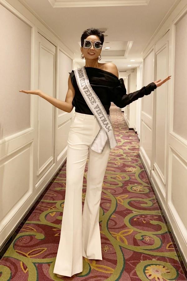 Hoa hậu Hoàn vũ 2018 3