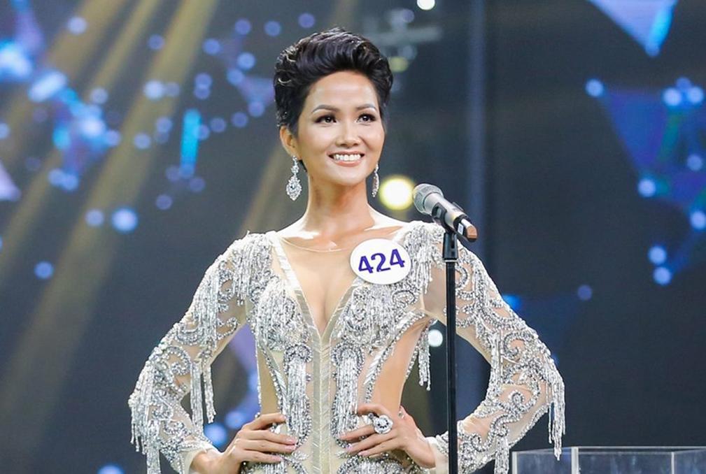 Hoa hậu Hoàn vũ 2018 6