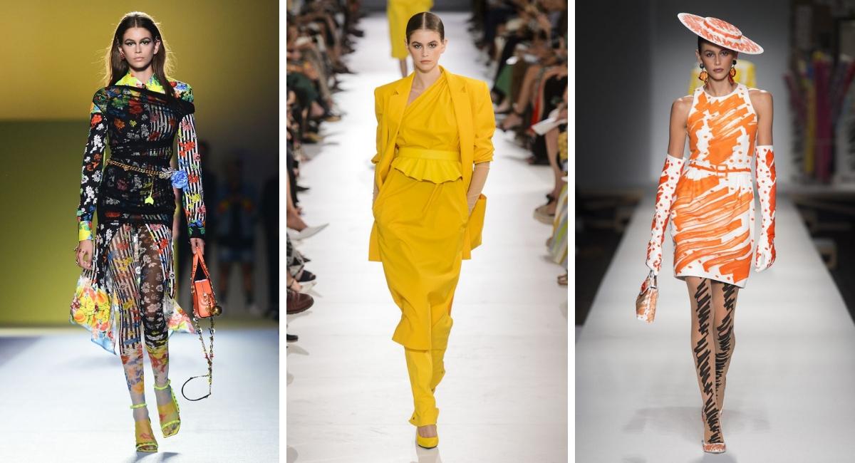 phong cách thời trang người mẫu Kaia Gerber 03