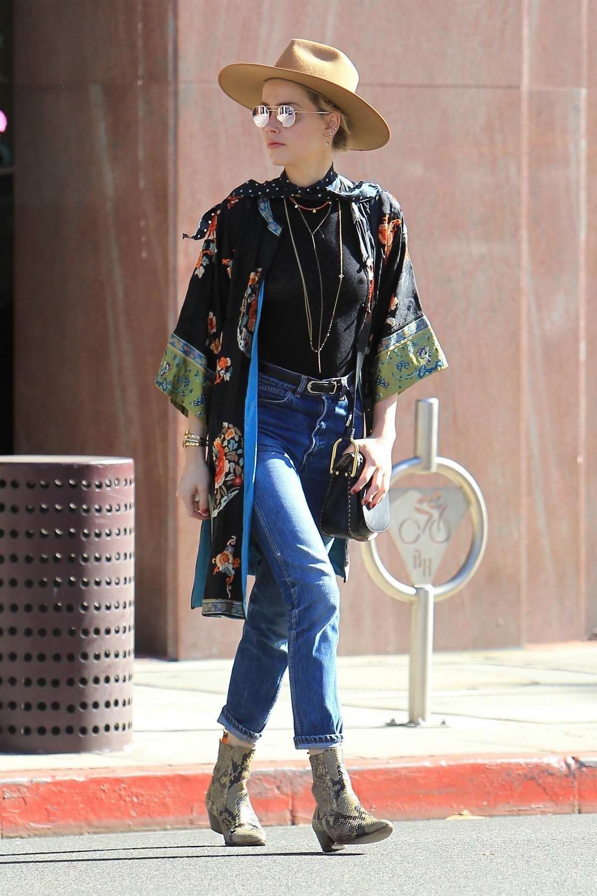 Phong cách thời trang Amber Heard 10