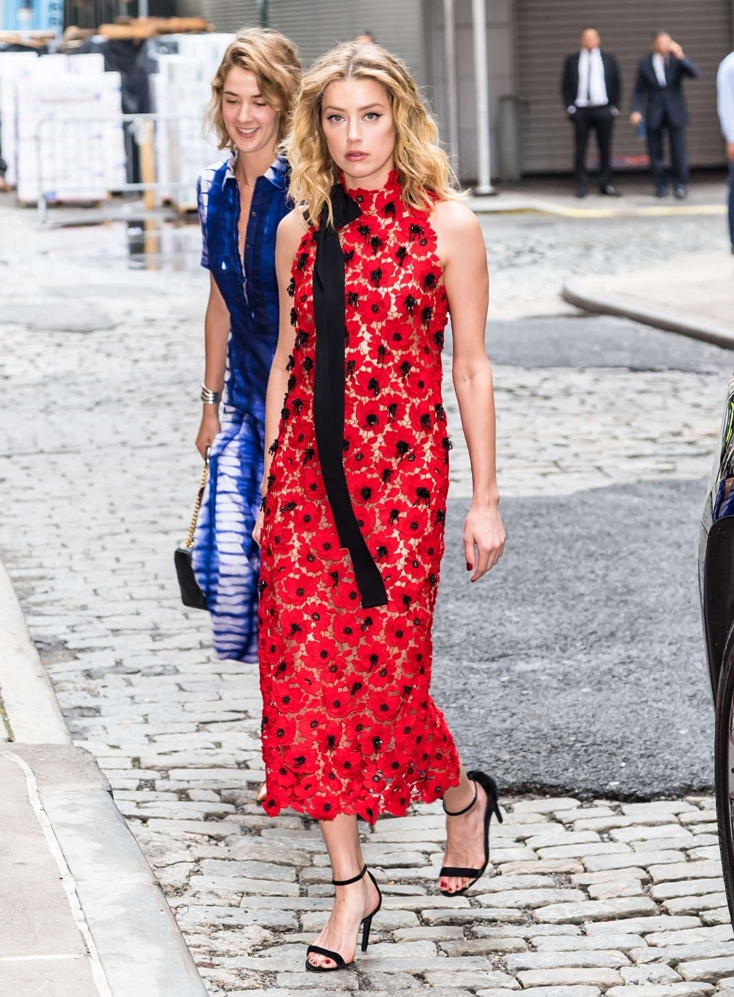 Phong cách thời trang Amber Heard 15