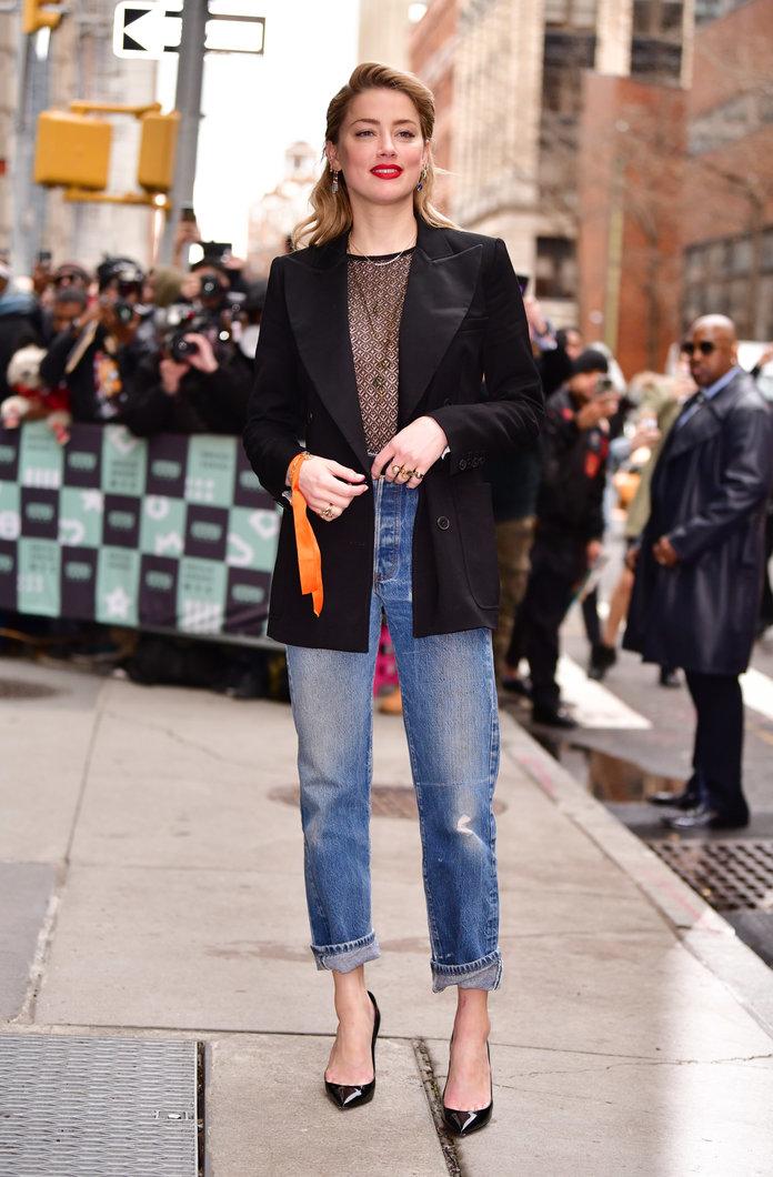 Phong cách thời trang Amber Heard 16
