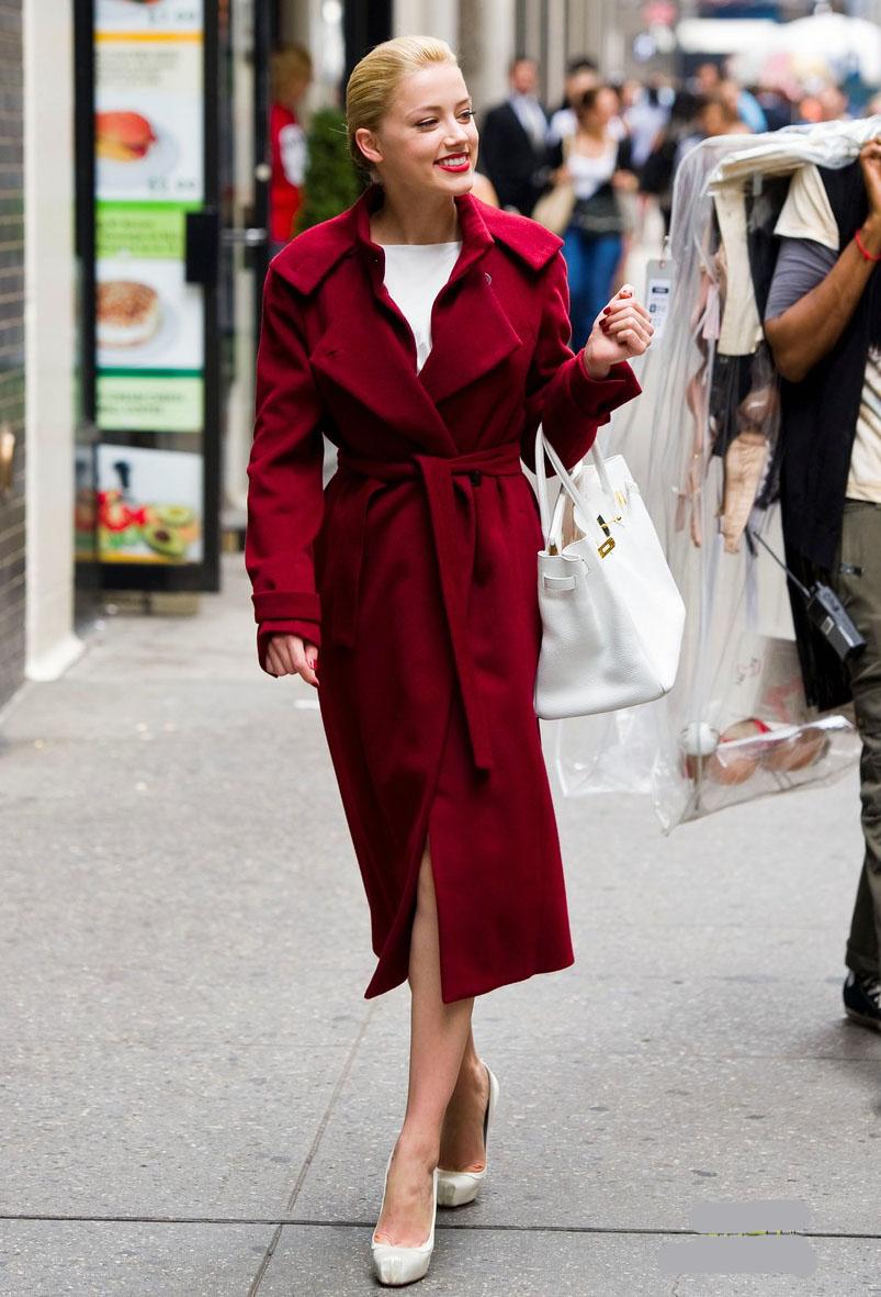 Phong cách thời trang Amber Heard 17