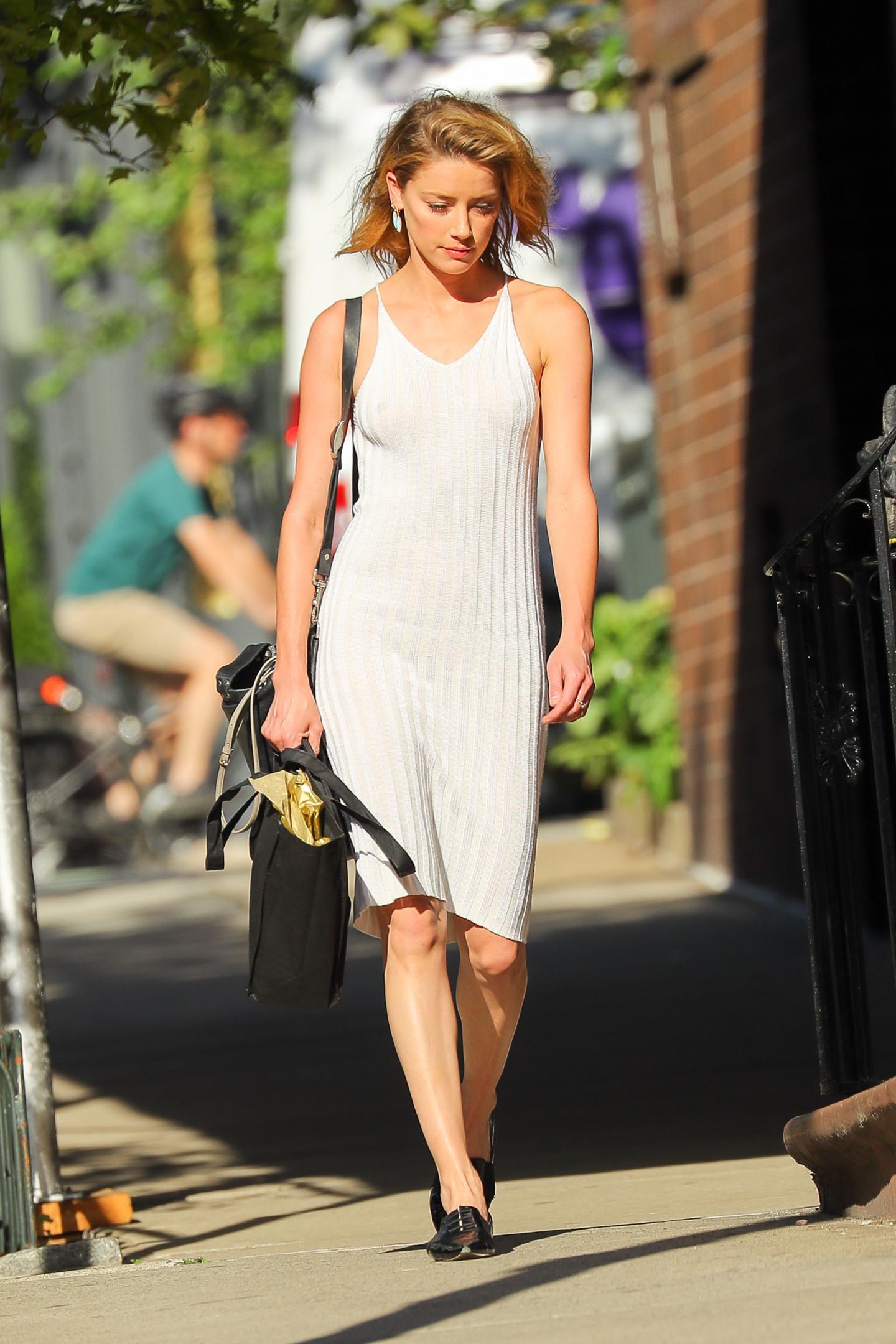 Phong cách thời trang Amber Heard 19