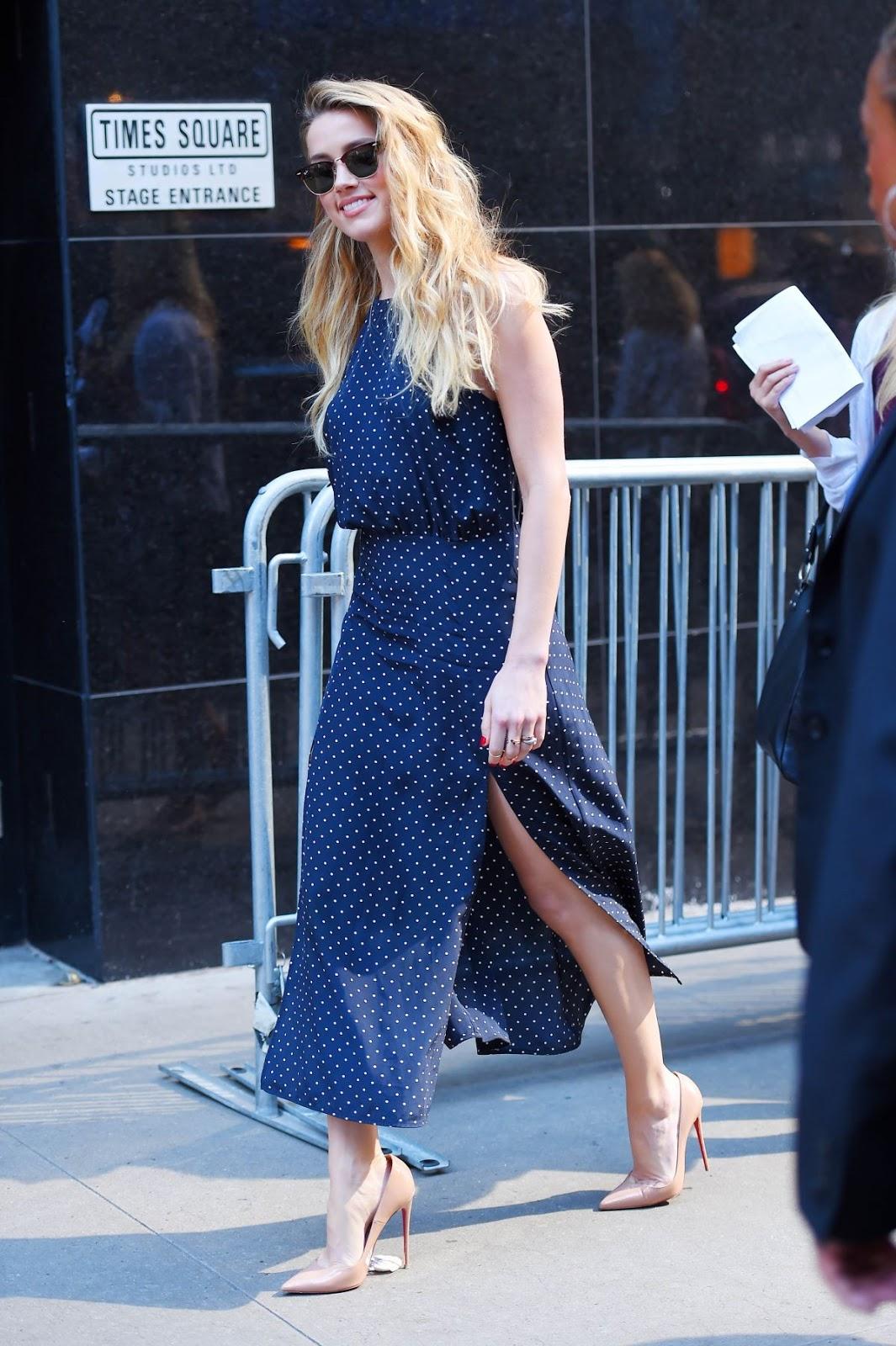 Phong cách thời trang Amber Heard 20