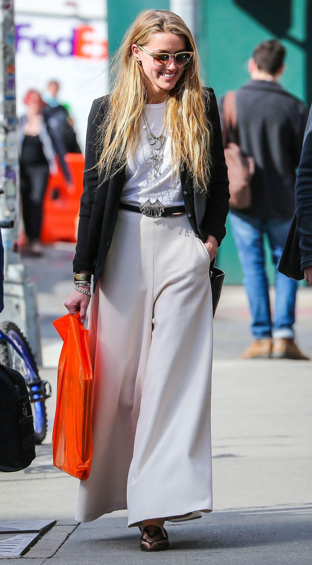 Phong cách thời trang Amber Heard 21