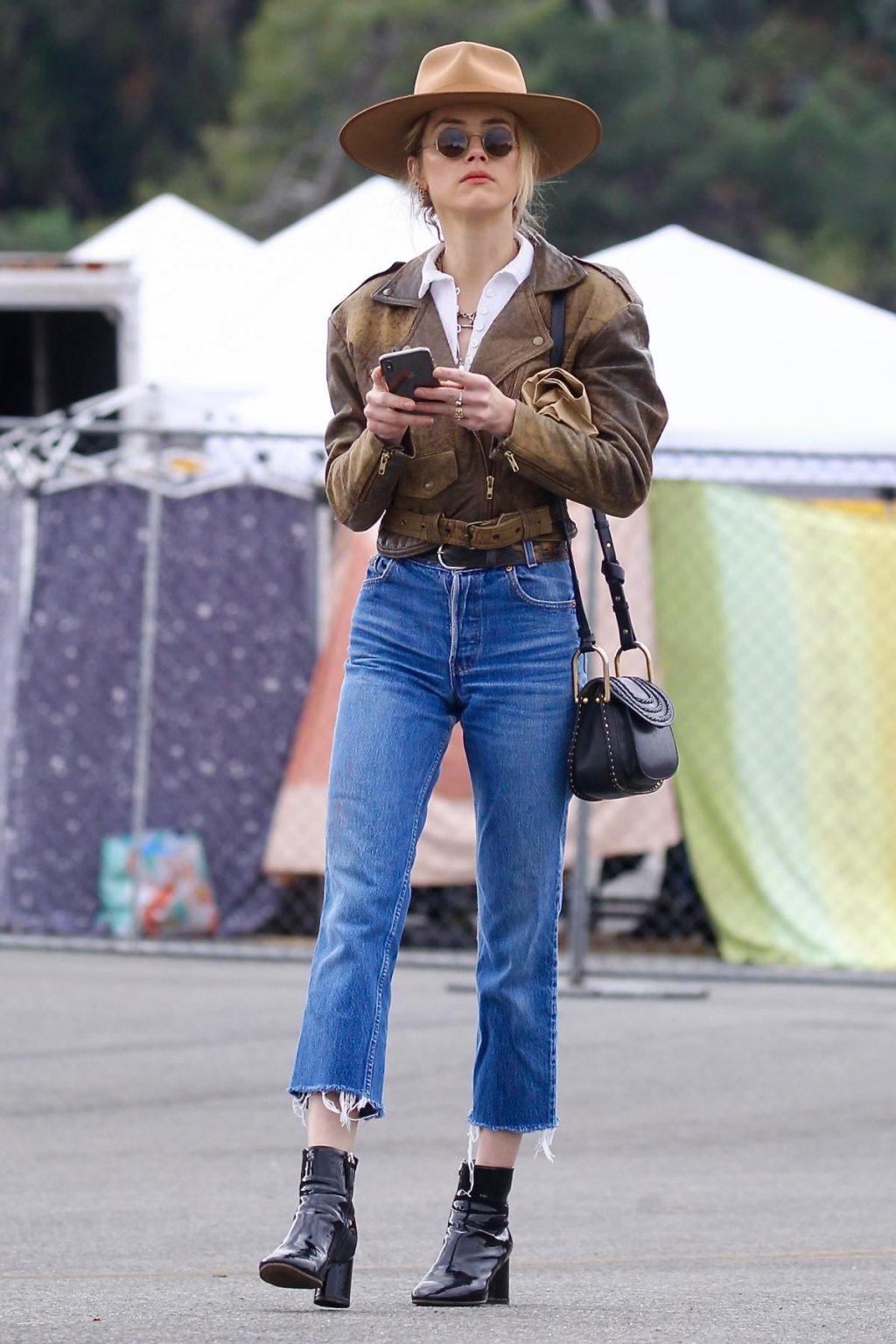 Phong cách thời trang Amber Heard 3