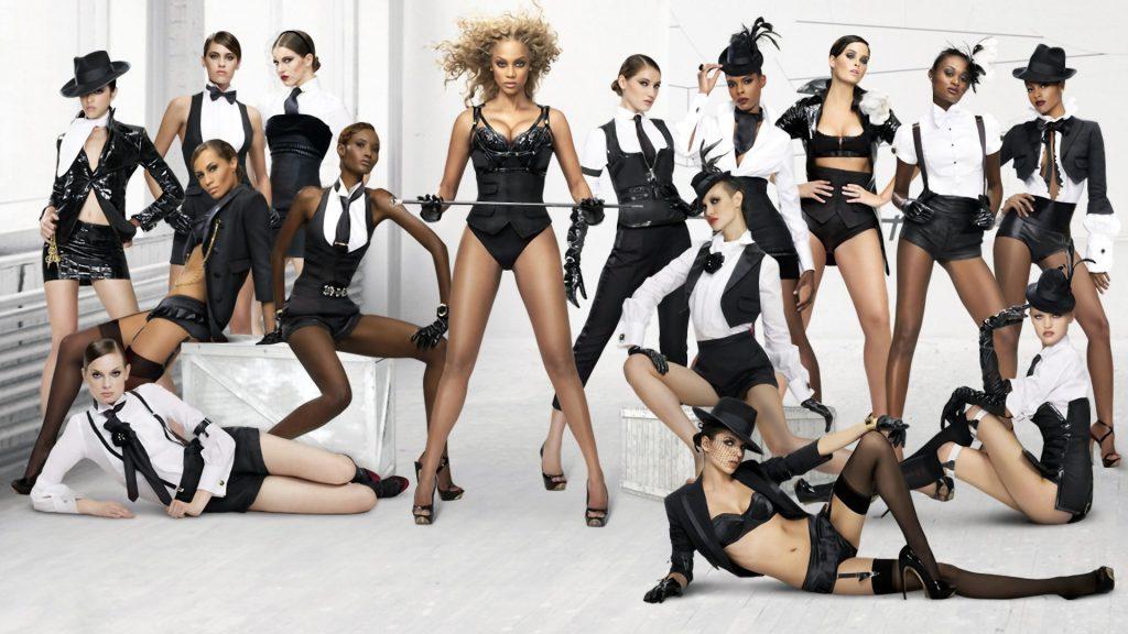 chương trình thực tế về thời trang
