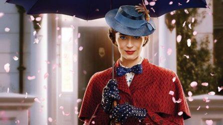 Mary Poppins Trở Lại nhận được cơn mưa lời khen từ giới phê bình