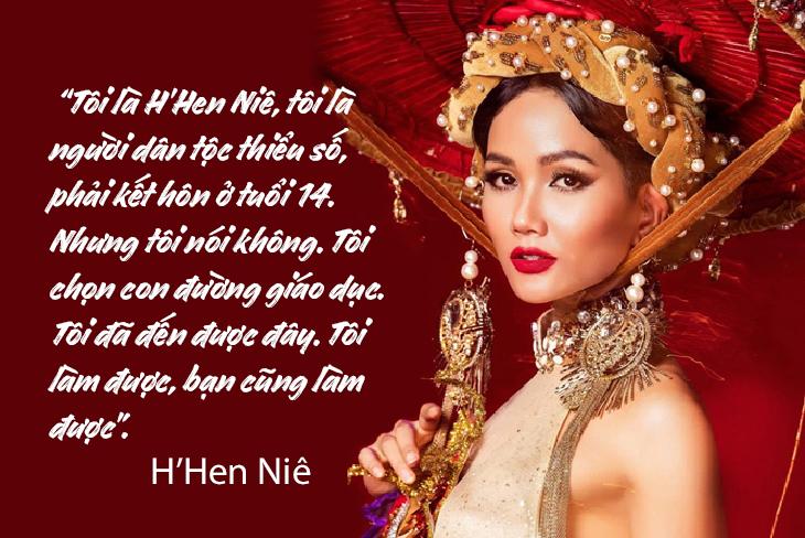 08 Hoa hậu H'Hen Niê