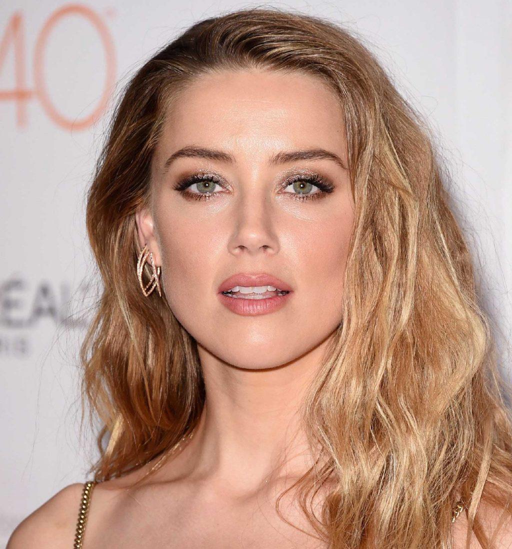 Bí quyết chăm sóc sắc đẹp của Amber Heard 4