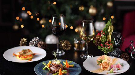Khám phá ẩm thực thế giới cùng thực đơn mùa lễ hội tại Khách sạn Metropole Hà Nội